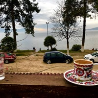 Photo taken at Talya cafe by by_huzul on 2/4/2018