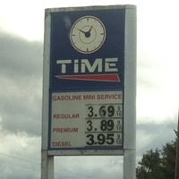 Photo taken at Time Gas Station by Christine M. on 10/7/2013