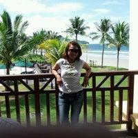 Photo taken at Nexus Resort & Spa Karambunai, Nexus Villas & Suite by Erlynn R. on 12/8/2012