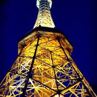 2/28/2013 tarihinde Matyáš K.ziyaretçi tarafından Petřínská rozhledna | Petřín Lookout Tower'de çekilen fotoğraf