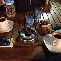 Photo taken at Özsa Pastanesi by mehtap on 11/7/2014