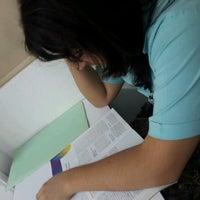 Photo taken at Facultad de Medicina by Alain C. on 10/5/2012
