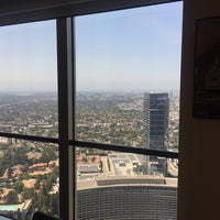 Photo taken at Century Park East Towers by Dennis on 8/23/2016