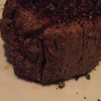 Photo taken at Larsen's Steakhouse by Dennis on 4/18/2015