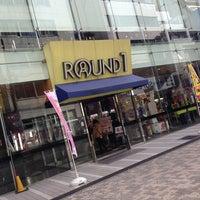 1/3/2013にこーたろーがラウンドワン 横浜駅西口店で撮った写真