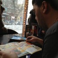 Снимок сделан в Traveler's Coffee пользователем Полина О. 12/23/2012