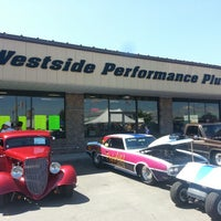 Photo taken at Westside Performance by Brent G. on 8/24/2013