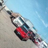 Photo taken at Posto Magnólia 2000 by Helton Harley S. on 10/3/2012