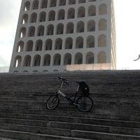 Photo taken at Auditorium della Tecnica by Andrea C. on 2/17/2013
