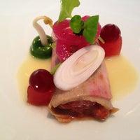 Photo taken at Restaurant TIM RAUE by Artur G. on 9/3/2013