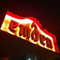 Photo taken at Ember by Keith T. on 1/26/2013