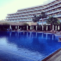 Photo taken at Ibiza Gran Hotel by VIZI C. on 5/22/2013