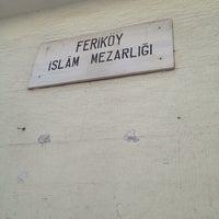 Photo taken at Feriköy İslam Mezarlığı by Sevim T. on 8/9/2013