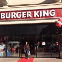 Photo taken at Burger King by Sevim T. on 3/30/2014