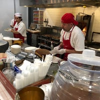 Снимок сделан в Los Tacos No. 1 пользователем Chase T. 3/23/2018