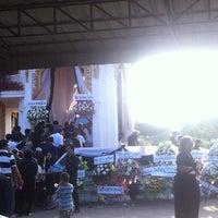 Photo taken at วัดหลวงราชบำรุง by winingwingz on 11/23/2014