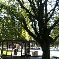 Photo taken at Sac State: Bus Terminal by Meisha L. on 9/27/2012