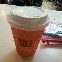 Снимок сделан в Library Cafe пользователем Grace G. 10/4/2012