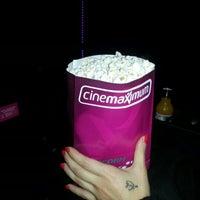 1/28/2013 tarihinde Zafer Y.ziyaretçi tarafından Cinemaximum'de çekilen fotoğraf