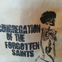 Photo taken at Congregation of the Forgotten Saints by griffin on 4/20/2013