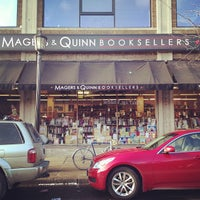 Photo taken at Magers & Quinn Booksellers by Kristofer L. on 12/24/2012
