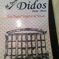 Photo taken at Didos Al Dente by Yasmina H. on 10/9/2012