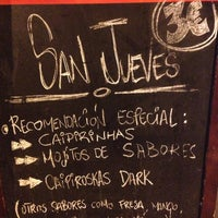 Photo taken at Tempo Music Cafe by Eduardo V. on 12/20/2013