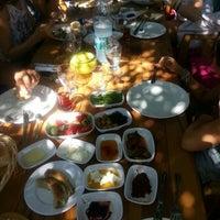 8/10/2014 tarihinde Aysel T.ziyaretçi tarafından Halabağı Kahvaltı Evi'de çekilen fotoğraf