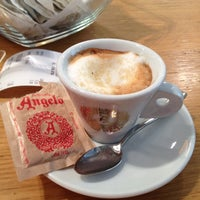 Photo taken at Pasticceria Angelo by Giorgia on 10/1/2012