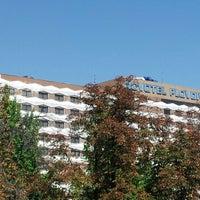 Photo taken at Grand Hotel Plovdiv by Yordan T. on 10/2/2012