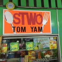 Photo taken at Two Tomyam by Zainuri M. on 6/14/2014
