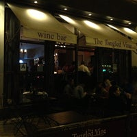 The Tangled Vine Wine Bar And Kitchen