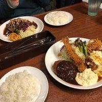 Photo taken at どれみ軒 マリンピア神戸店 by Hiroki T. on 2/3/2018