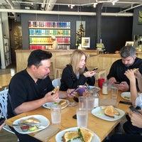 Photo taken at Communitea Cafe by Pei K. on 7/28/2014