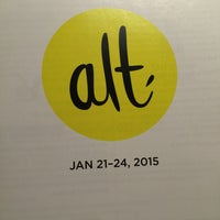 Photo taken at Alt Summit by Pei K. on 1/22/2015