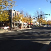 Photo taken at Old Town Fort Collins by Jason B. on 10/21/2012