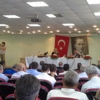 Photo taken at Ticaret Borsası by Samet A. on 5/23/2013