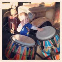 Photo taken at Vincent's African Drums by Michael F. on 3/29/2013