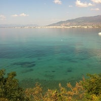 Photo taken at Αλμύρα by Spyros P. on 10/6/2012