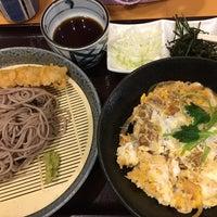 Photo taken at そば太鼓亭 西宮大島店 by ミルココ on 5/27/2018