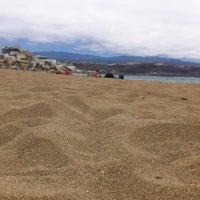 Photo taken at Playa Grande by Слава on 7/6/2013
