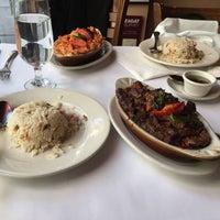 Das Foto wurde bei Uskudar Turkish Restaurant von Merve A. am 5/2/2016 aufgenommen