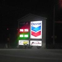 Photo taken at Chevron by Melba C. on 2/16/2013