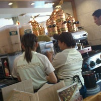 Photo taken at The Italian Coffee Company by Sandra M. on 9/1/2013