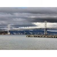 Photo taken at San Francisco-Oakland Bay Bridge by Mahmoud Q. on 7/2/2013