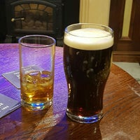 Photo taken at George and Dragon by Stephen K. on 4/24/2016