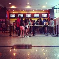 Photo taken at Cinemark by Gabriela N. on 10/6/2012
