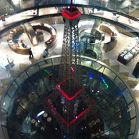 Photo taken at Galeries Lafayette by Ваня И. on 7/26/2013