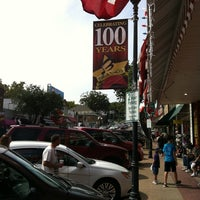 Photo taken at Historic Downtown Branson by Sean P. on 9/29/2012