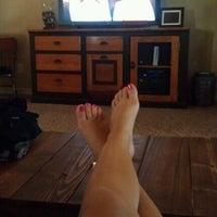 Photo taken at Paradise, TX by Megan A. on 10/11/2012